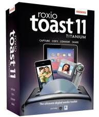 Roxio Software - Roxio Creator Pro, Toast Titanium